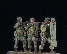ANT Miniatures 1/35 Russian Spetsnaz FSB Assault Group 2008 (3 figures)
