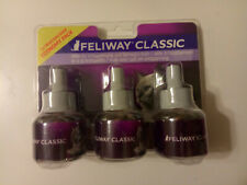 FELIWAY CLASSIC 30 DAYS REFIlLS 3 PACK 144ml