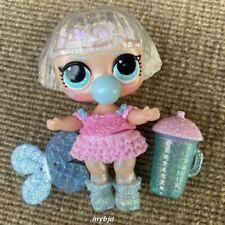 LOL Surprise Doll Glitter Globe Winter Disco On Pointe Ballerina Baby Doll Wings