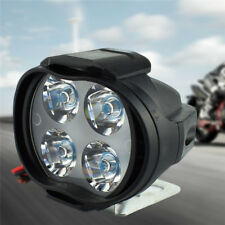 Universal Motorcycle Headlights 4 LED Front Light Headlamp For  Motorcycl Gift