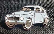 Volvo Pin Buckelvolvo grau lackiert PV444 PV544 - Maße 38x20mm