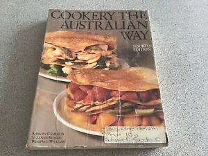 Cookery The Australian Way. 4th Edition Cameron School Text