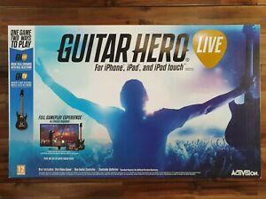 Guitar Hero Live - Guitar for iPhone, iPad and iPod touch *no game*