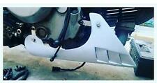 Ducati Monster fiberglass Bellypan Engine spoiler with mounting kit