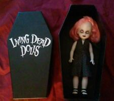 "Mezco Living Dead Dolls ""Dottie Rose"" Figure Full Size 2000 Goth Zombie"