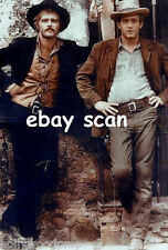 Butch Cassidy & And The Sundance Kid Robert Redford Paul Newman Photo Poster