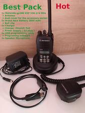 Motorola GP380 VHF 136–174 MHz Best Pack (5in1)
