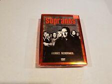 The Sopranos - The Complete Second Season (DVD, 2001, 4-Disc Set)