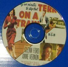 GB FILM NOIR 13: TIME BOMB - TERROR ON A TRAIN 1953 Glenn Ford