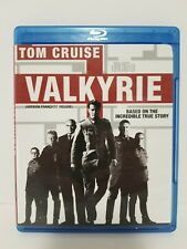 Valkyrie: Blu-ray movie - Canadian - tested - with Warranty