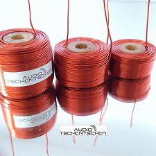 1 Audio-Tschentscher Backlackluftspule 1,00 mm, 0,39 mH, 0,280 Ohm