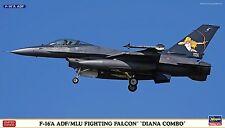 """New Hasegawa 02172 F-16A ADF/MLU Fighting Falcon """"Diana Combo"""" 1/72 scale kit JP"""