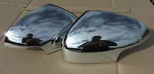 JAGUAR CHROME MIRROR COVERS FIT XJ  X-TYPE, MC5