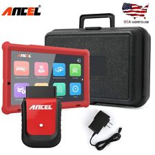 WIFI OBD2 Full Systems Automotive Scanner Tablet Diagnostic Tool ABS EPB SRS DPF