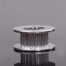 20T 10mm Belt 5mm Diameter Bore Gt2 Smooth Idler Pulley For 3D Printer Pop.