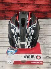 New Schwinn Classic Child Bike Helmet  360 Ages 5+  Red/Black