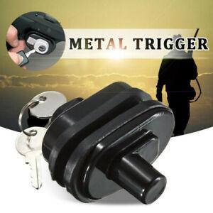 Key Trigger Lock for Universal Firearms Pistol Rifle 2 Keys HF Ru