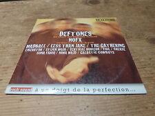 DEFTONES - NOFX - MADBALL - THE GATHERING  !!!!!!!!!!!RARE CD!!