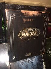 2004 VANILLA World of Warcraft Collectors Edition CE - Original - SEALED - US/NA
