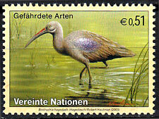 Uno Vereinte Nationen postfrisch Hagedasch Vogel Afrika Ibiss Löffler Tier / 231
