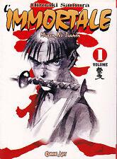 L'IMMORTALE n°  1 Edizione Comic Art