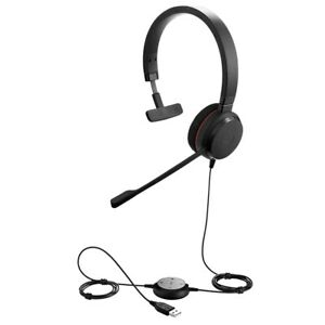 NEW Jabra Evolve 20SE UC USB Mono Headset 4993-823-309