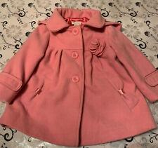 Monsoon girls Pink Coat 18-24 Mths