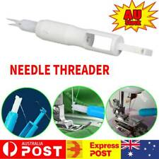Needle Threader Insertion Applicator Handle Thread For Sewing Tools Machine Sew