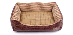 Pet Dog Bed Lounge Sofa Style Pet Bed and Comfortable Streamlined Design