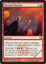1 FOIL Mizzium Mortars - Red Return to Ravnica Mtg Magic Rare 1x x1
