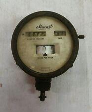 Stewart Warner magnetic type speedometer 1910's 1920's