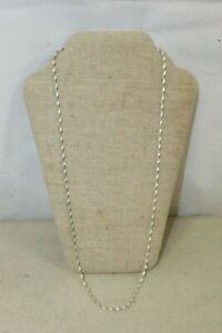 9.8 Silver Necklace Jewelry For Wear