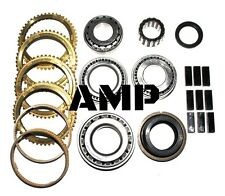 Ford Mustang Tremec TR3650 5 speed bearing kit with synchronizer rings