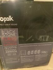 Polk Tl1600 Speaker System5.1 Compact Home Theater System New In Box