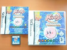KIRBY POWER PAINTBRUSH ( DS NINTENDO )  COMPLET