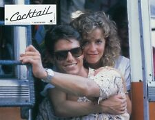 TOM CRUISE ELISABETH SHUE COCKTAIL1988 VINTAGE FRENCH LOBBY CARD #4