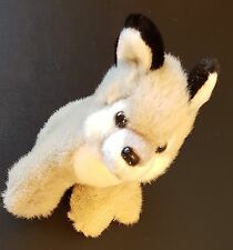 Bass Pro Shops* Collectable Grey Wolf Pup Plush* Fall/2013