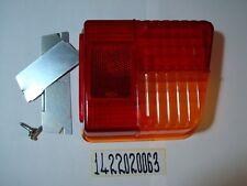 PLASTICO TRASERO DERECHO CITROEN 2CV6 <1990 YORKA - REF 1422020063