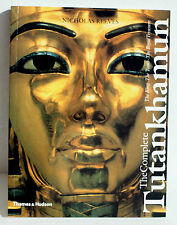 Great Collectable book – THE COMPLETE TUTANKHAMUN – ILLUSTRATED