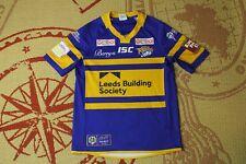 Leeds Rhinos Rugby Shirt Jersey Maglia Trikot Isc Original Size Xs
