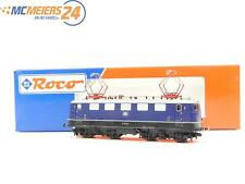 E50B423 Roco H0 43638 Elektrolok E-Lok BR 141 034-9 DB / NEM DSS *TOP*