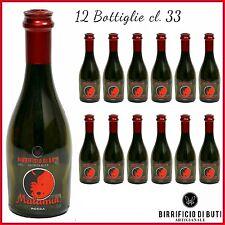 Birra artigianale Rossa cl. 33 - 12 Bottiglie - 6,5%