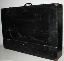 VINTAGE EXTRA LARGE  STORAGE / TOOL  BOX TRUNK  GARAGE GARDEN