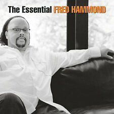 The Essential Fred Hammond by Fred Hammond (CD, Sep-2007, 2 cd, Legacy)