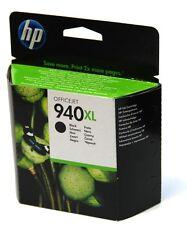 HP 940 XL, SCHWARZ, NEU, KEIN REFILL, MHD 04/2016,