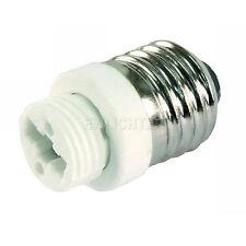 5 Sockel Adapter von E27 auf G9 Lichtadapter Adaptersockel Lampen Lampensockel