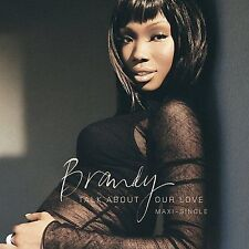 Brandy : Talk About Our Love CD