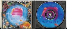 Ligntning Seeds - Sense CD 10trx Ian Broudie Simon Rogers  twee pop