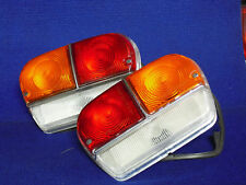 FIAT 1500 C FANALI POSTERIORI TAIL LIGHTS STARS DX + SX