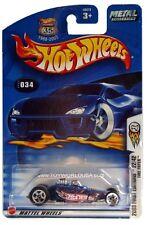2003 Hot Wheels #34 First Edition #22 Tire Fryer 0711 card